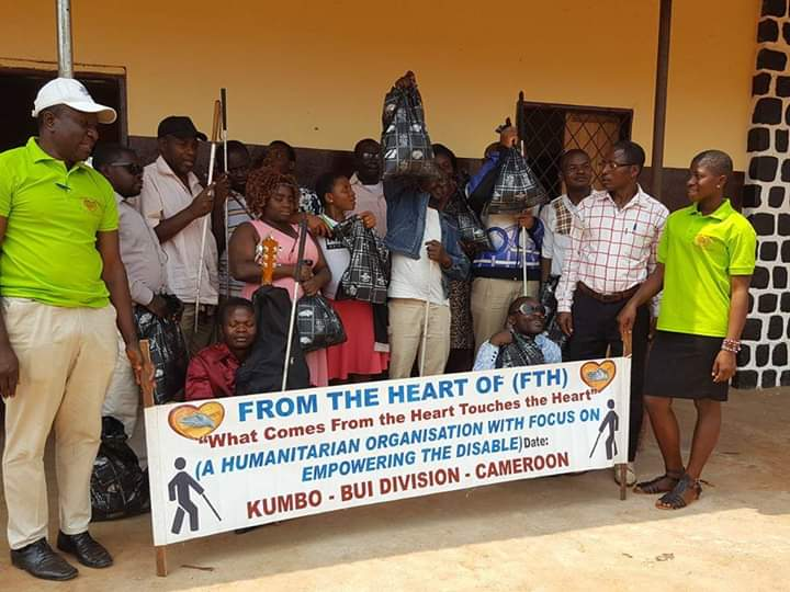COVID-19 Scare: Anglophone Cameroon Persons With Disabilities Face Double Degree of Tragedy